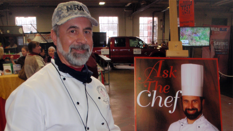 The Art of Cooking Venison with Chef Albert Wutsch